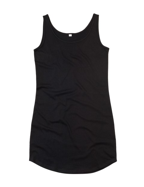 Women's Curved Vest Dress